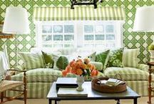 The Bee Cottage / Frances Schultz's dream home in East Hampton