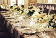 Classic and Charming / Designed and Planned by A. Dominick Events
