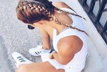 hair , / LOVE IS IN THE HAIR