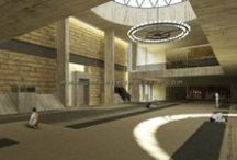 Dini Yapı Projeleri Görselleştirme Çalışmaları / Mimari Görselleştirme