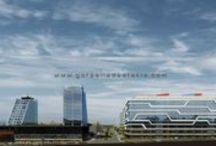 Ticari Yapı Projeleri Görselleştirme Çalışmaları / Mimari Görselleştirme