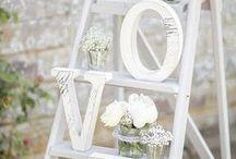 Dekotante's Hochzeitsdeko-Liebe / Inspirationen für eine traumhaft schöne Hochzeit