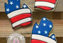 Cookies By Sweetypants / Decorated sugar cookies