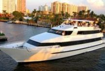 Yacht Weddings / The perfect venue is on a boat #weddings