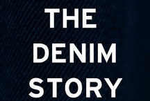 Denim & Natural Indigo / The Denim Story.   Everyone has a denim story, the first pair of jeans they bought, the vintage pair that reminds them of another time, their favorite pair that feels like second skin. No matter where you live, what you do or who you inspire to be - denim continues to play an active role in your life, your fashion aesthetic and your cultural identity.  / by Hasnain Lilani