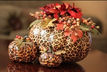 Fall Deco / by Jessica Whitfield