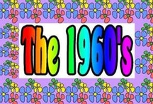 The Sixties / by Maureen Hart
