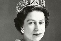 Elizabeth II / by Maureen Hart