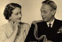 Queen Mum & George VI / by Maureen Hart