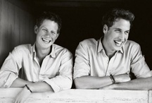 William and Harry / by Maureen Hart