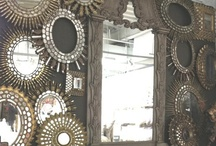 Mirror, Mirror on the wall... / Decorating with mirrors... / by Tammie Wall