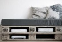Pallets Recycling / Upcycling