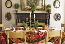 Dining Rooms / by Lorraine Casinghino