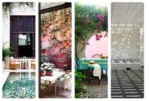 Patios & Indoor Gardens / How nice to have the outside inside