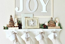 Christmas Decorations / A Hometalk holiday board to celebrate the best Christmas mantel design and home decor inspiration we could find, both on Hometalk and around the web! / by Hometalk