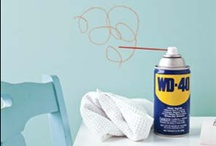 Cleaning Tips / by Jessica Whitfield