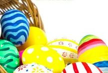 [ Holiday ] Easter / All about Easter. Religious lessons. Scripture. Jesus. Easter eggs. Easter bunny. Easter baskets.