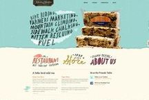 Web Design | Great Typography Examples