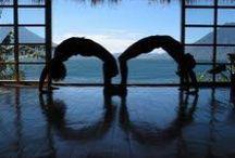Where do you Yoga?