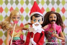 Elf on the Shelf Ideas  / by Chelsey Krause