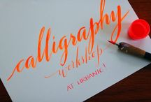 Calligraphy~ Word as Art