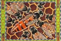 Bees and Bee hives / by Mary Westwood