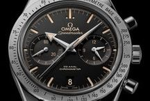 Watches For Men / It's a collection of men's watches, here you will find the world's best, elegant and incredible pieces of works on watches....Where Time Will Stand By................