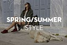 Spring / Summer Style.