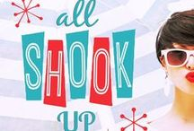 All Shook Up / In Chelsey Krause's second novel, friends become lovers over a whirlwind summer of rockabilly rhythms, twirling skirts, and a mystery that takes them hilariously far out of their element.
