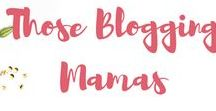 Those Blogging Mama's / This group board is for mama's that blog about ALL things Motherhood. This includes, but isn't limited to pregnancy, postpartum, DIY's being a SAHM or working Mom, recipes, blogging tips, work from home tips, etc. There is no pin limit, however, you must pin 1 pin for every 2 pins you add to the board. Re-pins are welcomed! To be a contributor, please fill out this form https://goo.gl/U2X1nX
