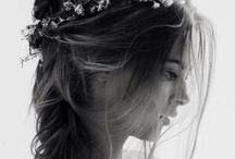 Frisuren / Frisuren für die Braut, Hairstyles