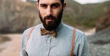 Styles for him / Kleidung für den Bräutigam