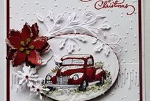 Cartes Noël / by Martine Déjeuner
