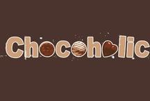 Chocolat et gourmandises / by Martine Déjeuner
