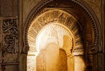 Silk Road / Art & architecture of Near & Middle-Eastern inspiration