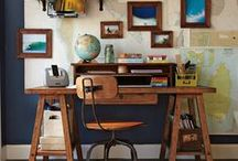 workspace / dream workspaces for a graphic designer / by Trina Yeo-Hallock