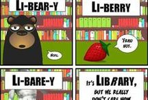Best Library ideas / by Liz Powell