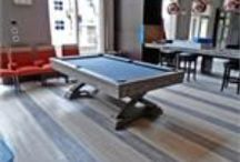 Pool Table Room Ideas / Pool Table Rooms our customers and Family Recreation have created.  I have also added some rooms I thought were fantastic I have found on around the web