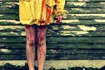 blood / by Soledad Marcote