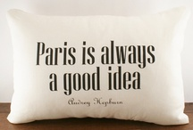 When In Paris... / My Paris To-Do List <3 / by Vicky