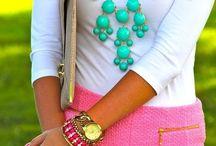 Summer Fashion / by Britni Rushin