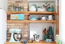 kitchen love / all things kitchen related :)