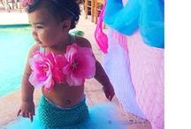 M E R M A I D - P A R T Y / Three years in the making and finally have a little lady to throw a mermaid party for!