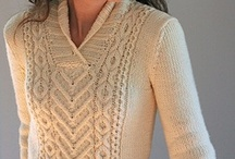 Crochet or knit tops and dresses 2 / by Pia Kavén-Bailey