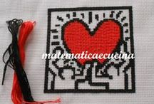 cross stitch- free patterns / by Tulimiero Laura