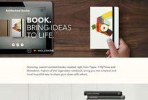 web design  / web design inspiration / by Trina Yeo-Hallock