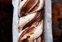 sweet & savory breads
