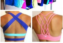 Workout fashion / by Britni Rushin