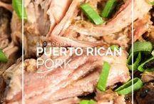 caribbean & latin american cuisine