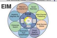 Enterprise Information Management [EIM] / Grafiken und Bilder zu #EIM Enterprise Information Management